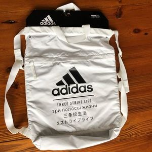 Adidas Sackpack *with tags*